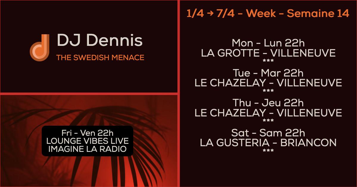 Week 14 - Serre Chevalier Events